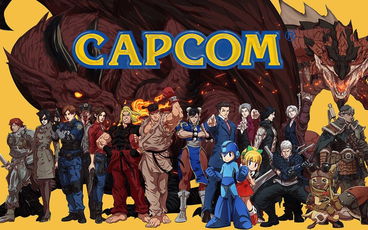 Capcom Nedir?