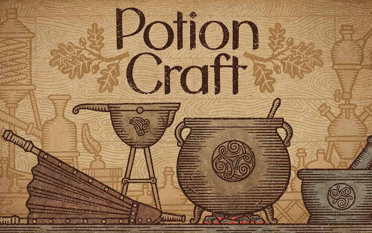 Potion Craft Nedir?