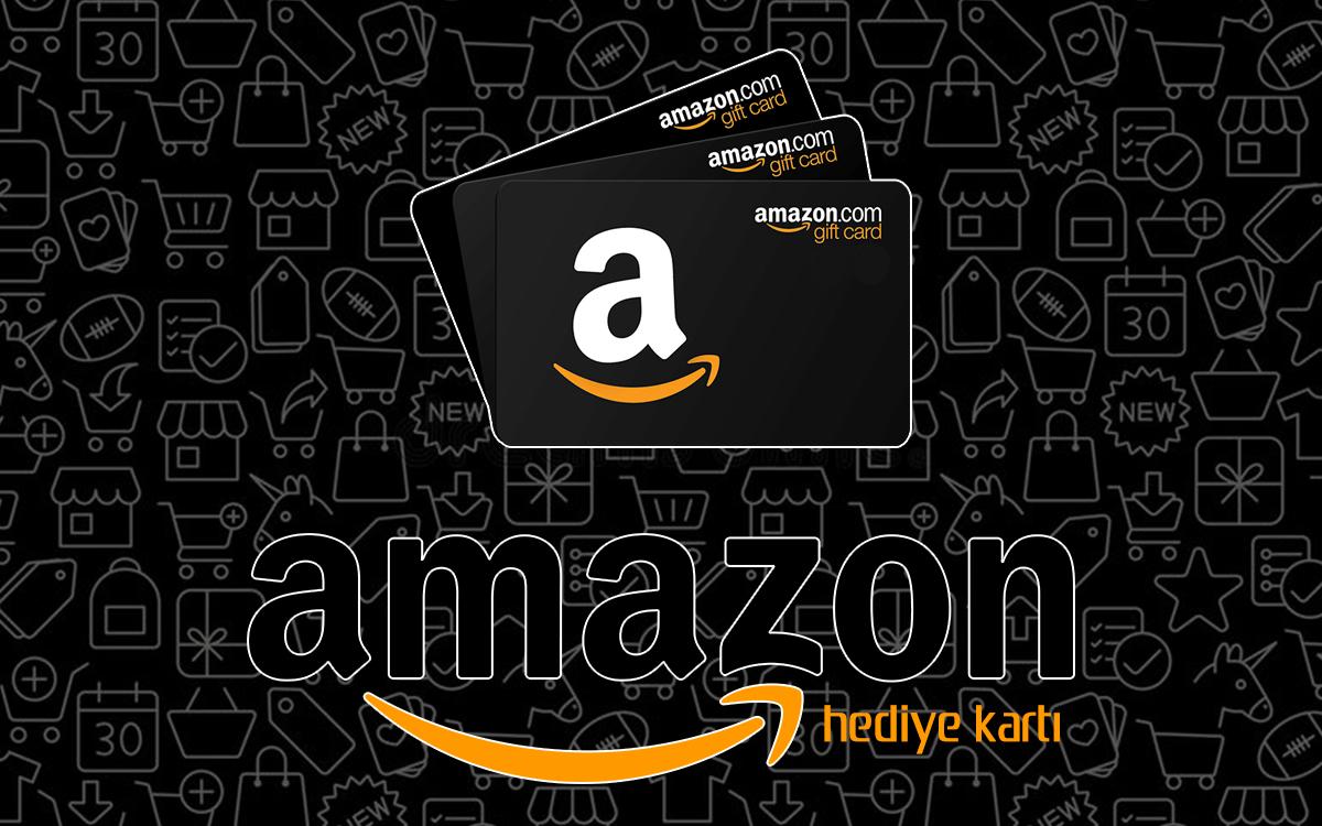 Amazon Hediye Kartı Nedir?