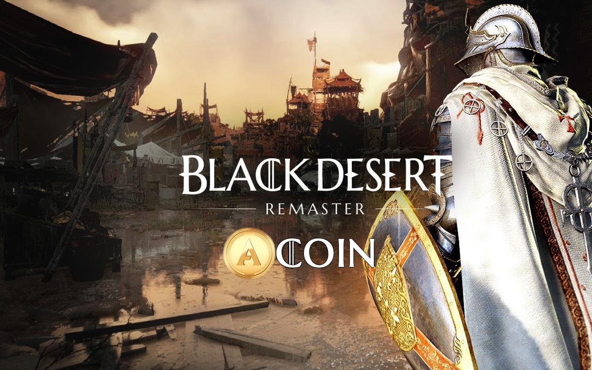 Black Desert Online Acoin Nedir?