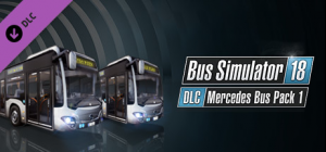 Bus Simulator 18 - Mercedes-Benz Bus Pack 1