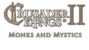 Crusader Kings II: Monks and Mystics -Expansion