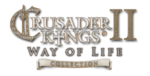 Crusader Kings II: The Way of Life -Collection