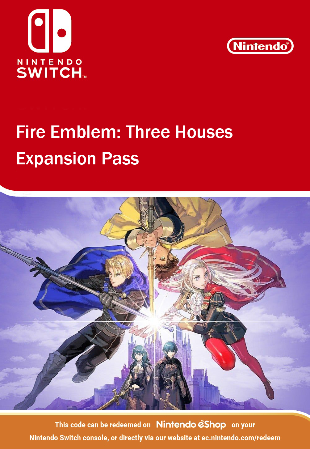 Fire Emblem Three Houses - Expansion Pass Nintendo Switch