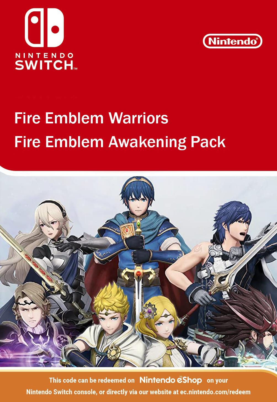 Fire Emblem Warriors: Fire Emblem Awakening Pack DLC Nintendo Switch