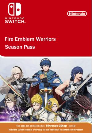 Fire Emblem Warriors Season Pass DLC Nintendo Switch
