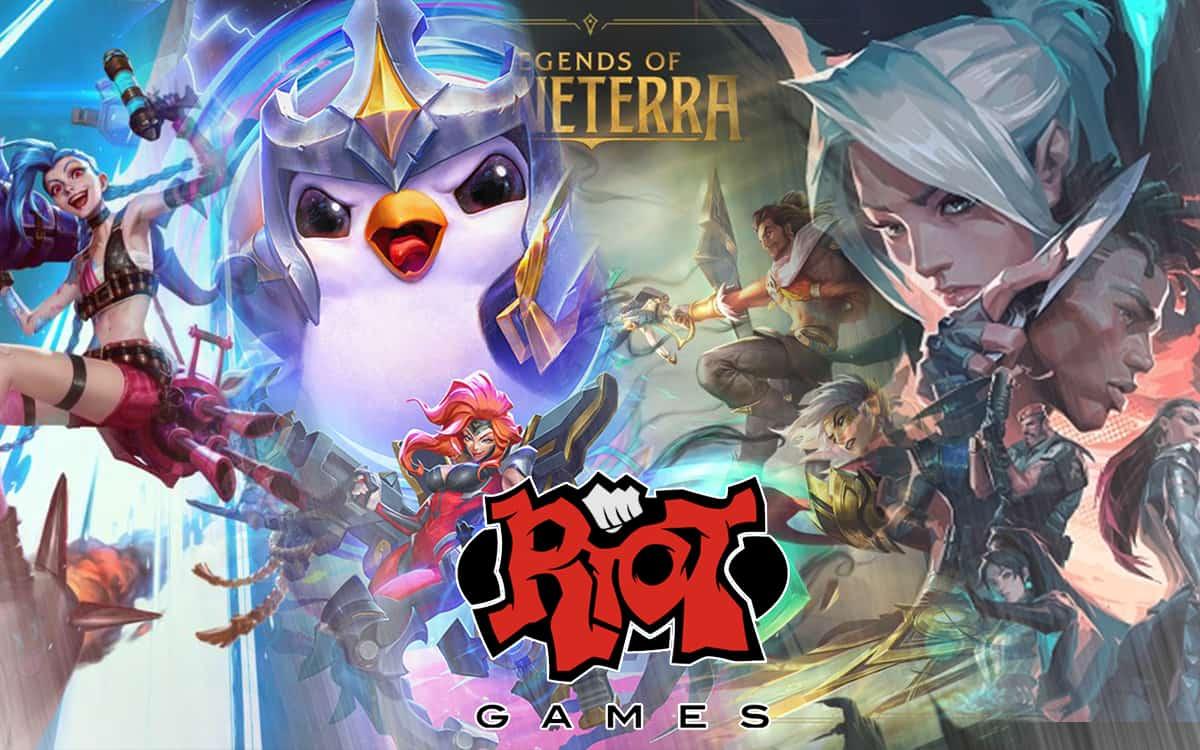 Riot Games'e Nasıl Giriş Yapılır?