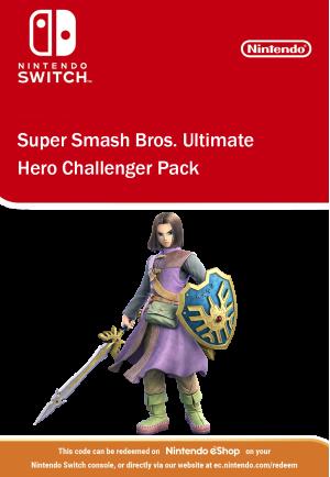 Super Smash Bros Ultimate - Hero Challenger Pack Nintendo Switch