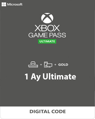 Xbox Game Pass Ultimate 1 Ay TR